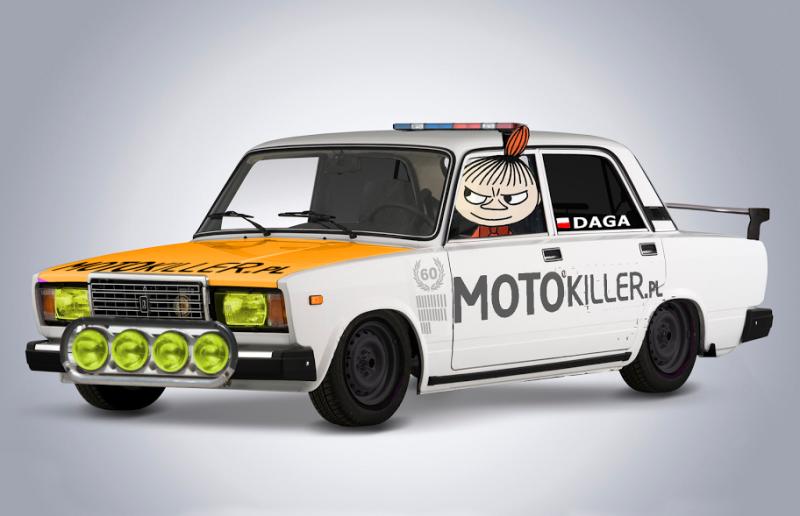III Ogólnopolski Zlot Motokiller - przygotowanie i dyskusja - ostatni post przez dagmara2107