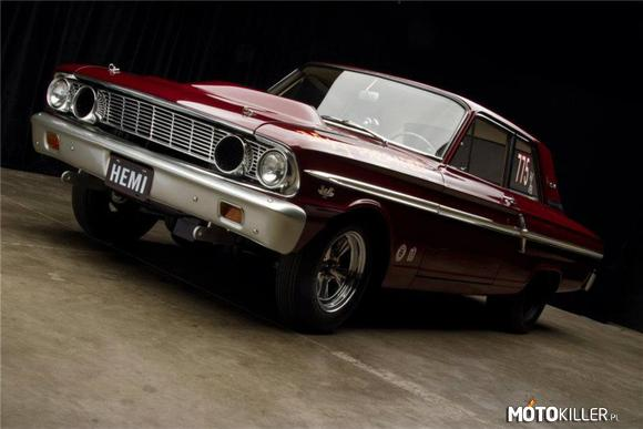 64 Thunderbolt one-off 427 HEMI –