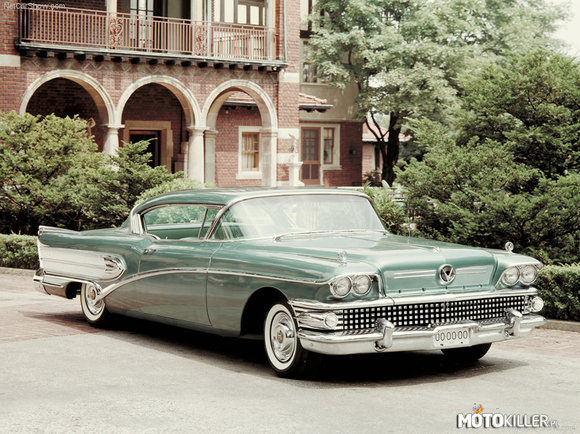Buick Super Riviera Coupe 1958 –