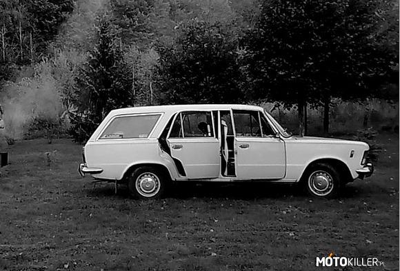 Fiat 125p Karetka