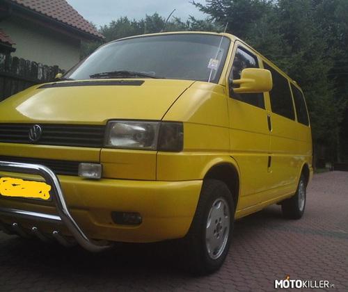 """Volkswagen Birmingham Al: Z Serii """"jak Wszyscy To I Ja"""" VW T4 Cz.I"""