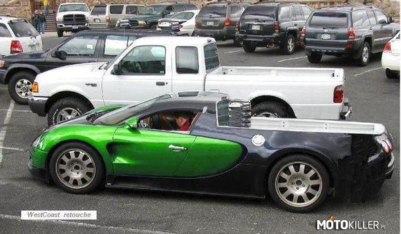 West Coast Corvette >> Pick-up Bugatti