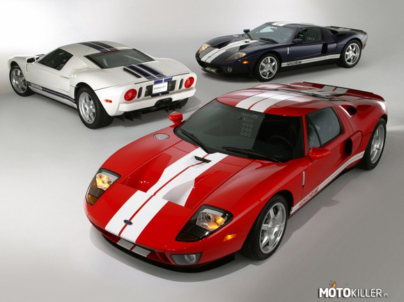 SuperCar – Vol.1 - FORD GT x3