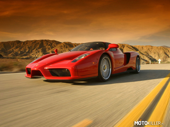 SuperCar – Vol.2 - Ferrari Enzo