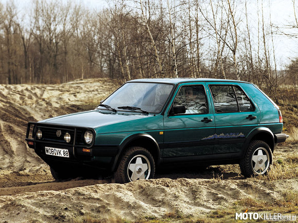 VW Golf Country –
