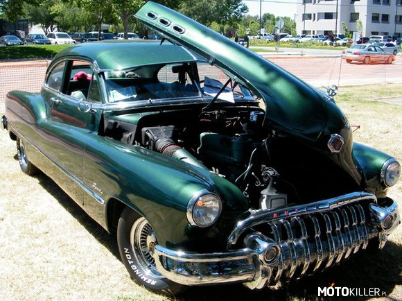 1950 Buick Eight Special –