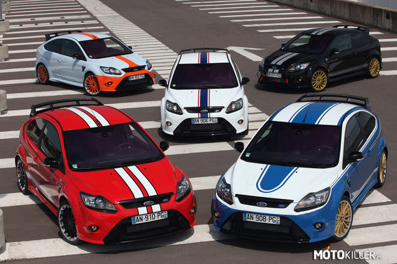 Ford Focus Rs Le Mans Classics –