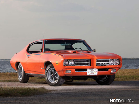GTO The Judge Hardtop –
