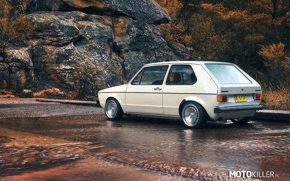 VW Rabbit GTI –