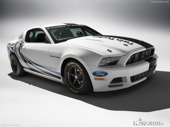 Ford Mustang Cobra Jet Twin Turbo –