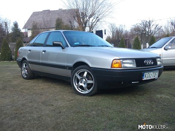 Audi 80 b3 for Mercedes benz service b3