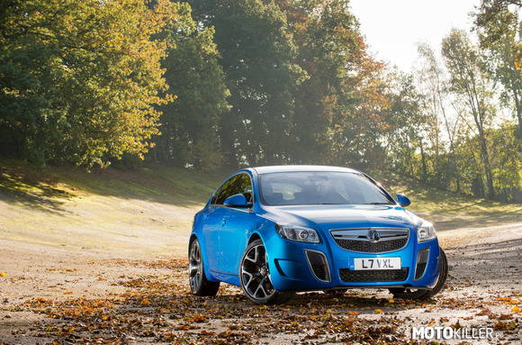 Vauxhall Insignia VXR SuperSport 2012 –
