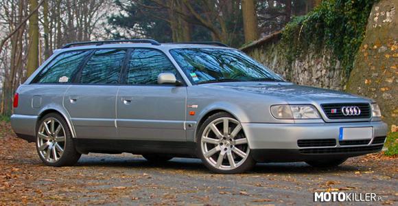 Audi S6 C4 Kombi