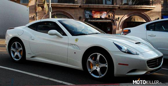 Ferrari California –