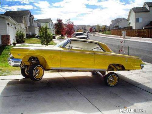 Chevrolet Impala I Jego Hydrauliczne Zawieszenie