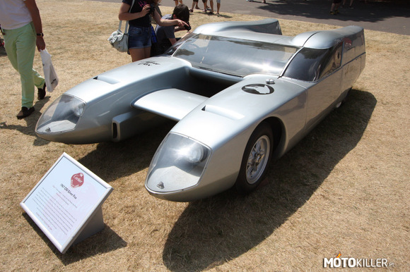 Goodwood Festival of Speed – Osi Silver Fox 1967