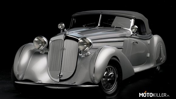 Horch 853A Special Roadster –