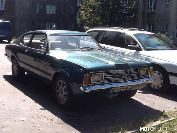 Ford Taunus Coupe –