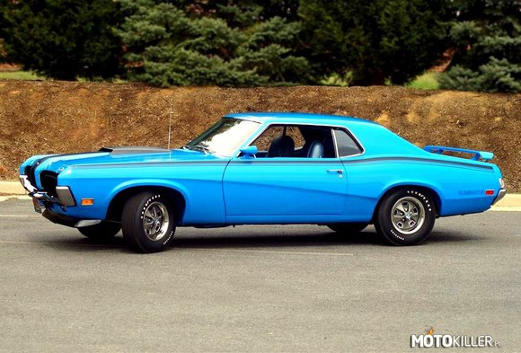 Mercury Cougar Eliminator –
