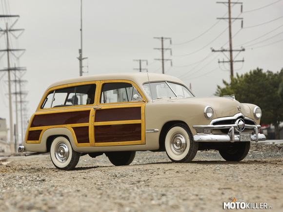 Ford Custom Squire 1950 –