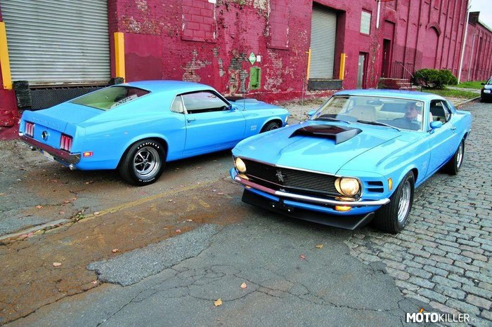 1970 Ford Mustang Boss 429 –