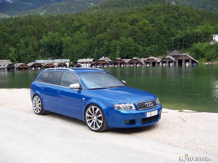 Audi a4 b6 s line kombi for S line exterieurpaket a4