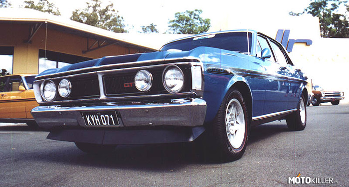 Ford Falcon GT HO Phase III –