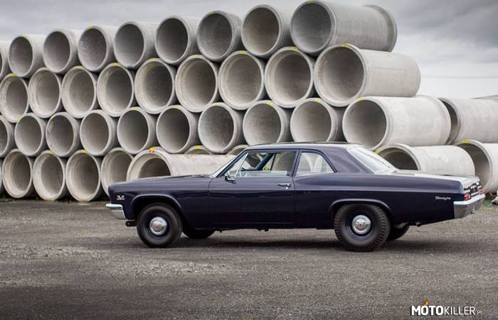 66' Chevy Biscayne –
