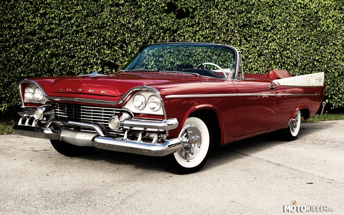 Dodge Coronet Super D-500 Convertible 1958 –
