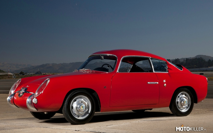 Fiat Abarth 750 GT Double Bubble 1958 –