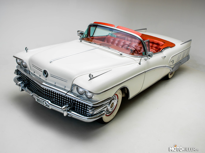 Buick Limited Convertible 1958 –