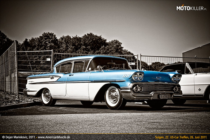 Chevrolet Bel Air 1958 –
