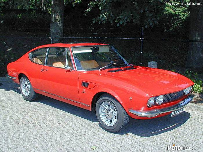 FIAT Dino Coupe 2000 –