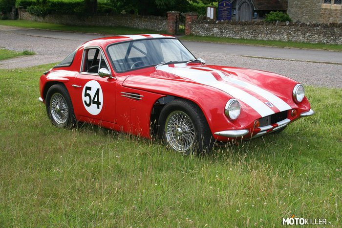 TVR Griffith 400 –