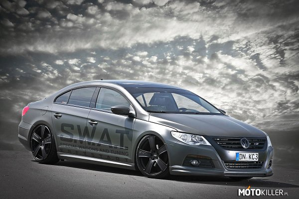 Passat CC – S.W.A.T (Special Wagons And Tuning)