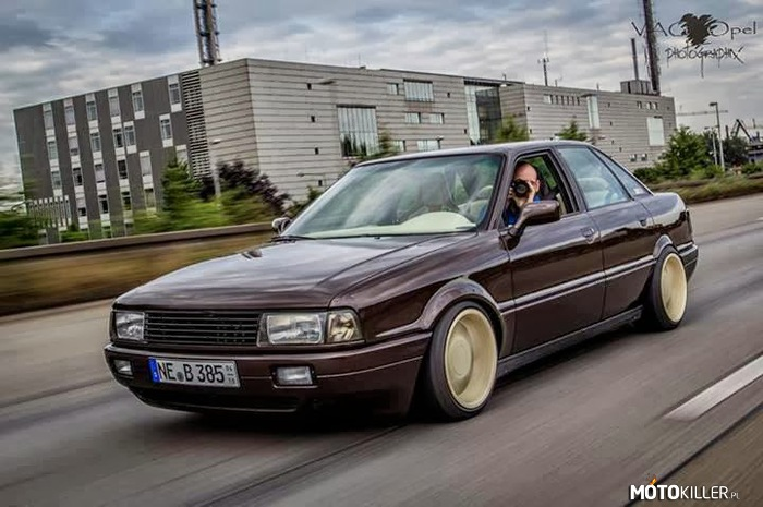 Audi 80 german style for Mercedes benz service b3