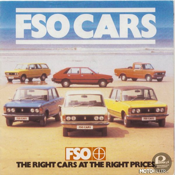 FSO Cars – The right cars at the right prices.