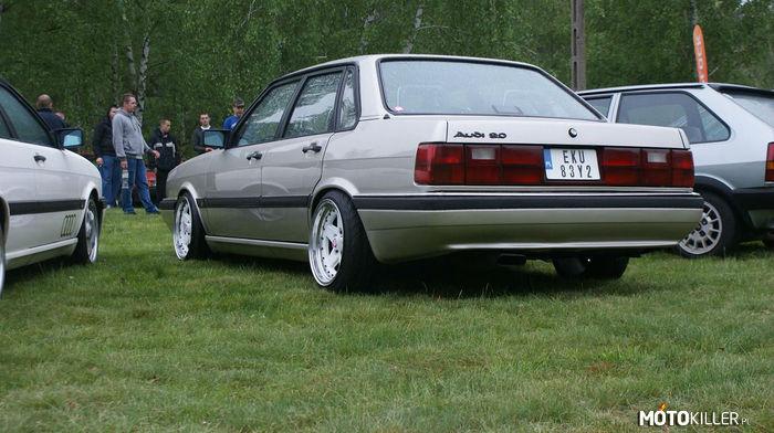 Audi 90 b2 for Mercedes benz b2 service