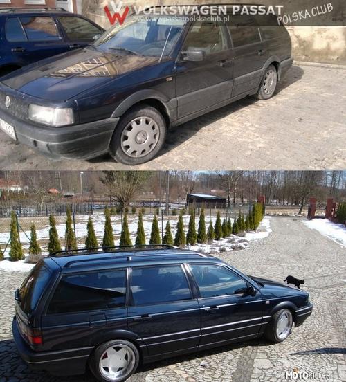 Passat b3 pasja zmienia auto for Mercedes benz service b3
