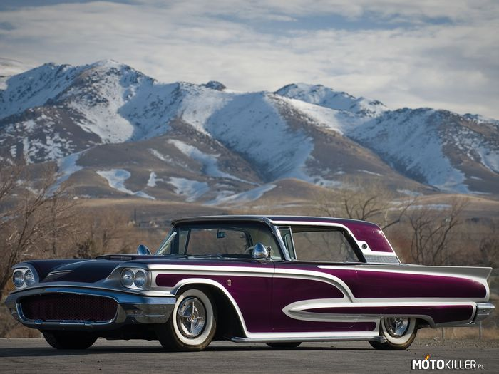 Ford Thunderbird  1958–60 –