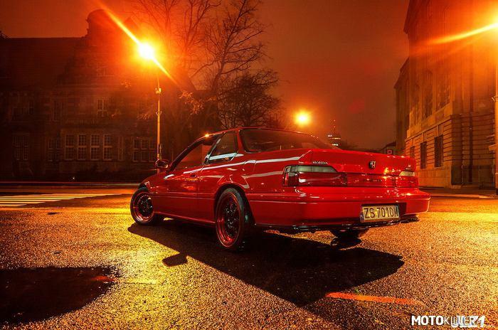 Honda Prelude MK3
