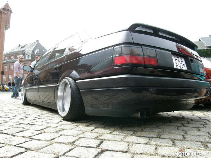 B3 vr6 for Mercedes benz service b3