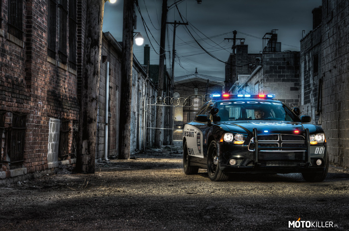 Dodge Charger - Police –