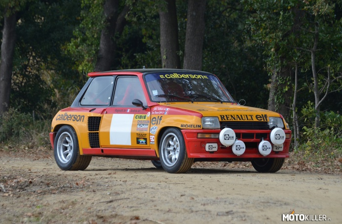 Renault R5 Turbo-1980 –