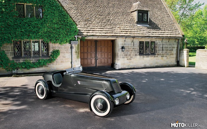 Ford Model 40 Special Speedster –