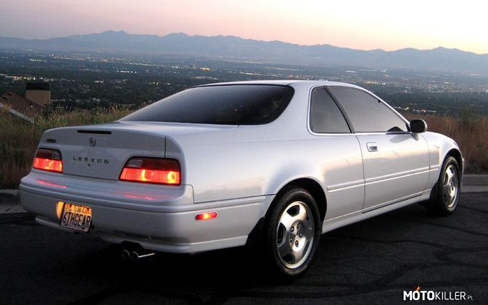 Honda Legend Coupe – Acura