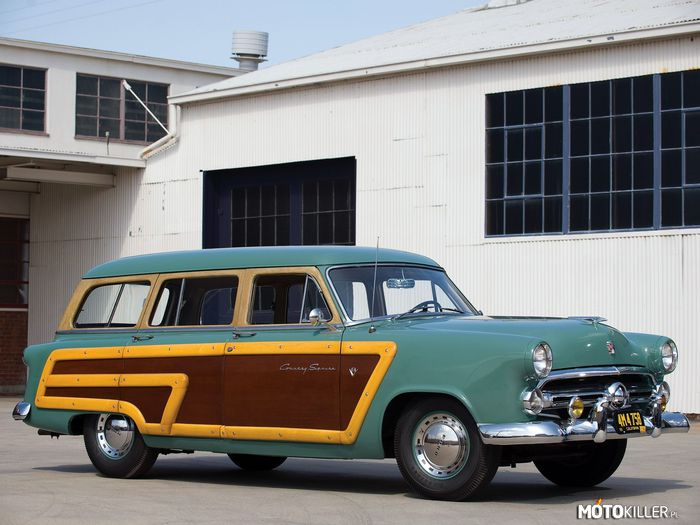 Ford Crestline  Country Squire 1952 –