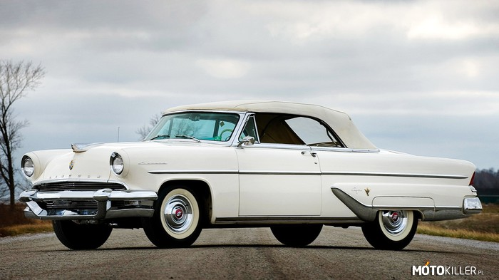 Lincoln Capri Special Custom Hardtop Coupe 1955 –