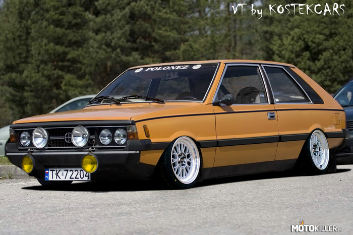 Polonez Part Ii Stance Coupe