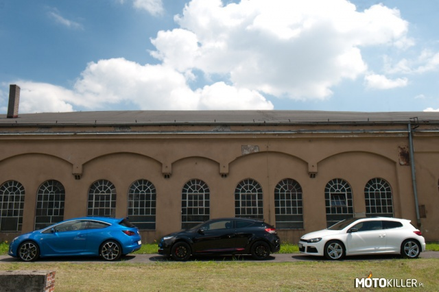 Co wybieracie? – Astra OPC Megane RS Scirocco R